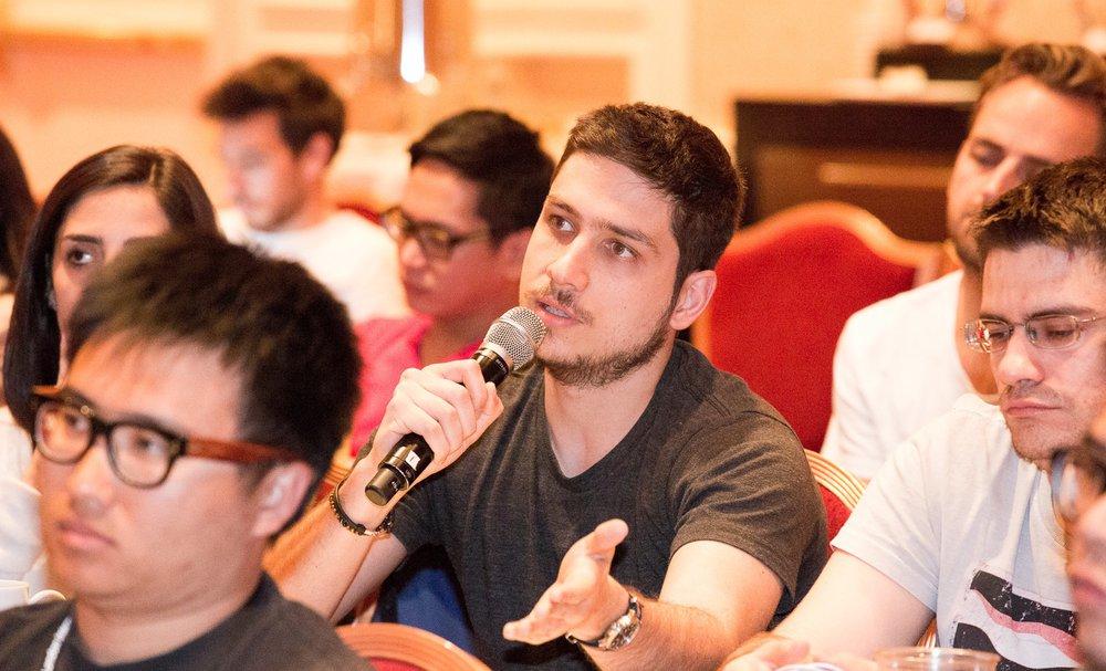 Q&A during LIA Creative Conversations: Fernando Duarte Silva (JWT Sao Paulo)