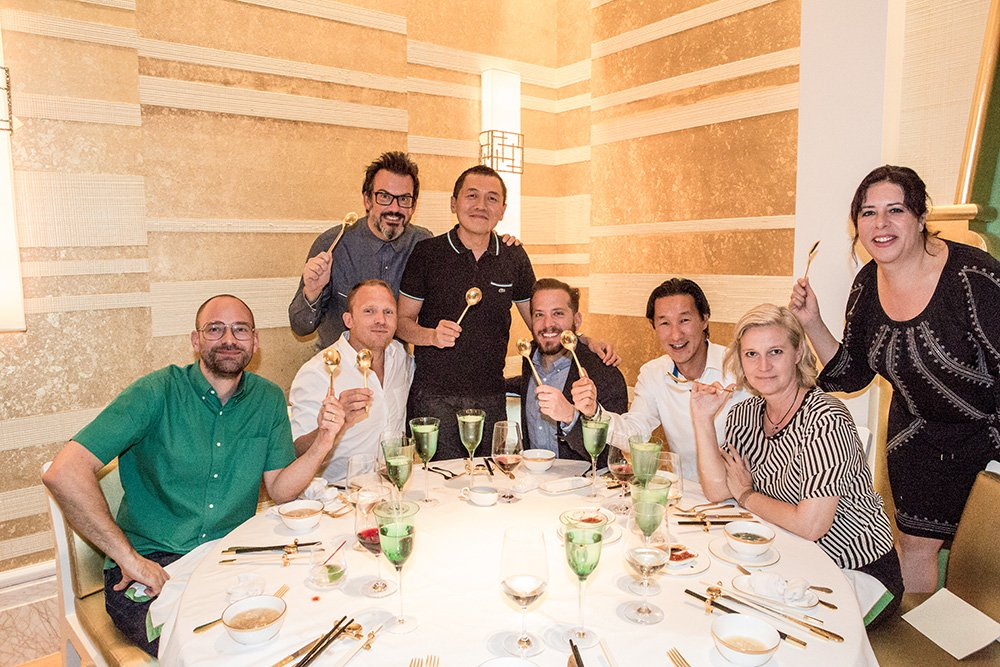 The Digital Jury at Wing Lei