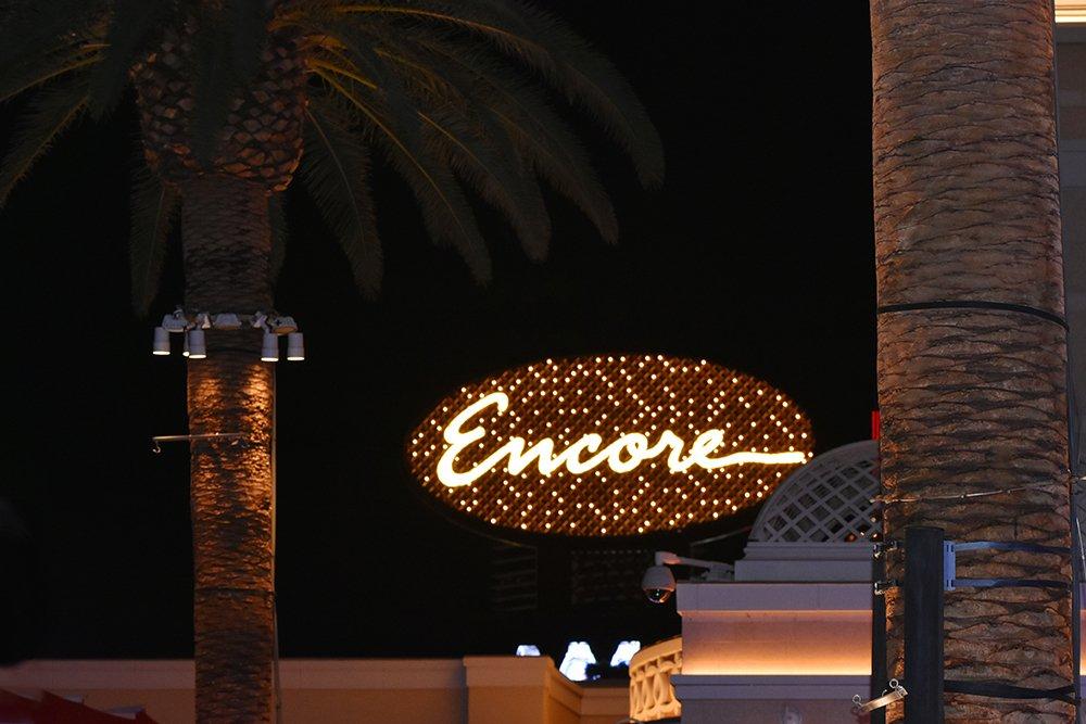 Judging at The Encore Resort & Casino