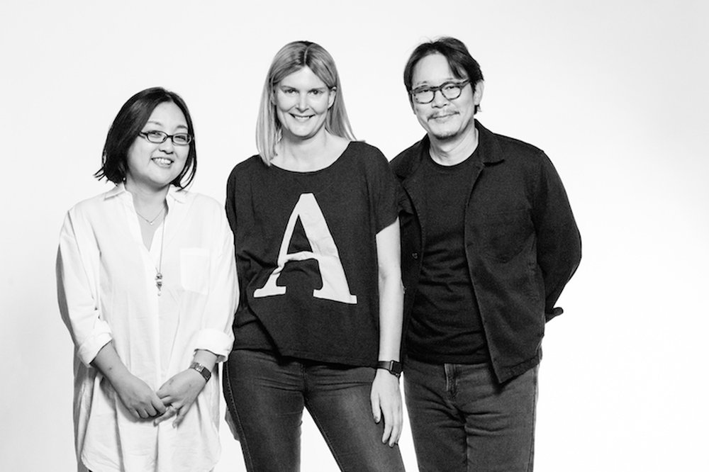 Sachiko Nishihashi, Anna Qvennerstedt & Suthisak Sucharittanonta - LIA TV/Cinema/Online Film Jurors