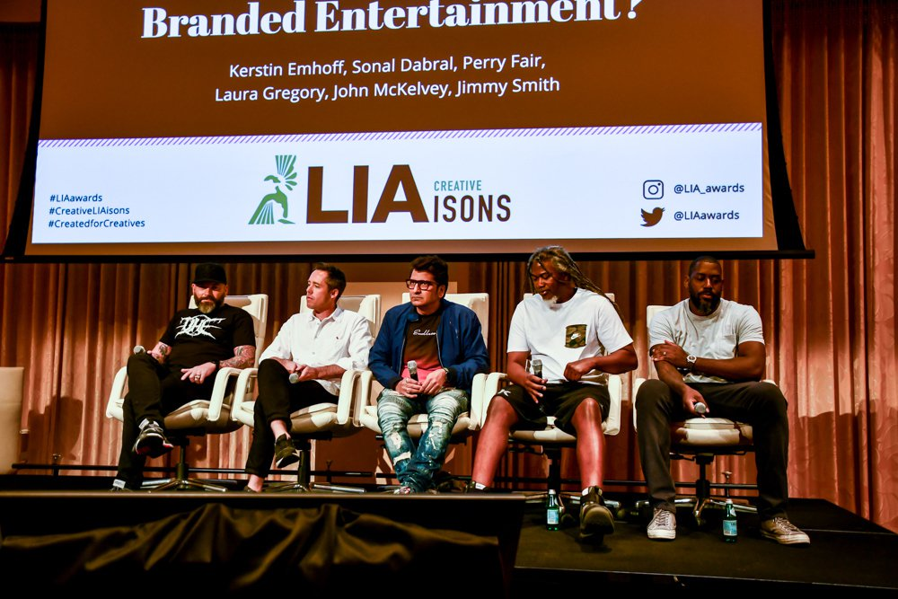 The Branded Entertainment Panel