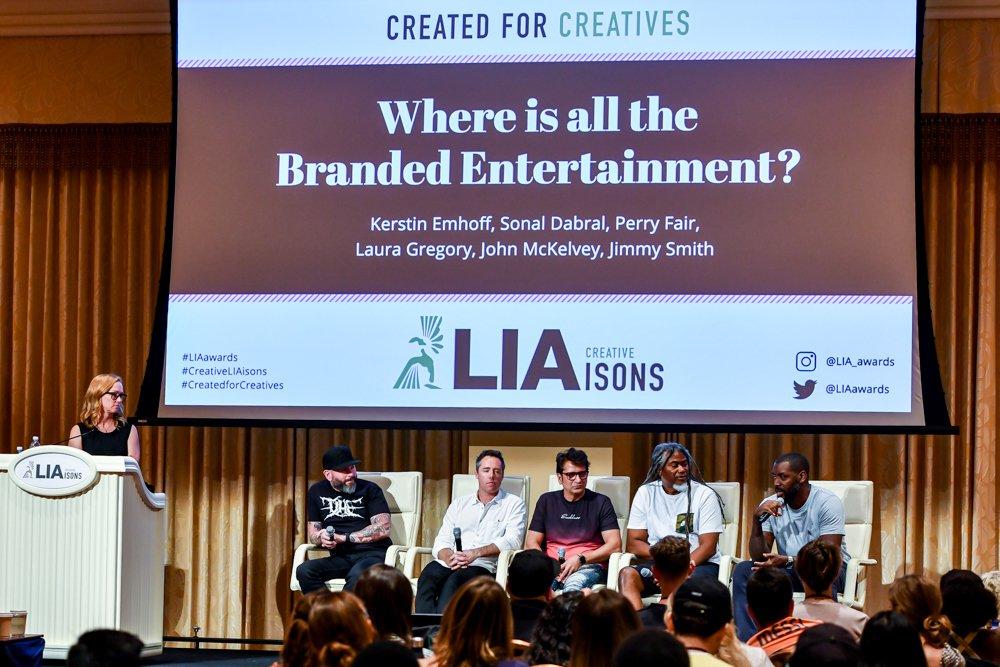 Branded Entertainment Panel