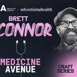 Medicine Avenue podcast featuring Brett O'Connor